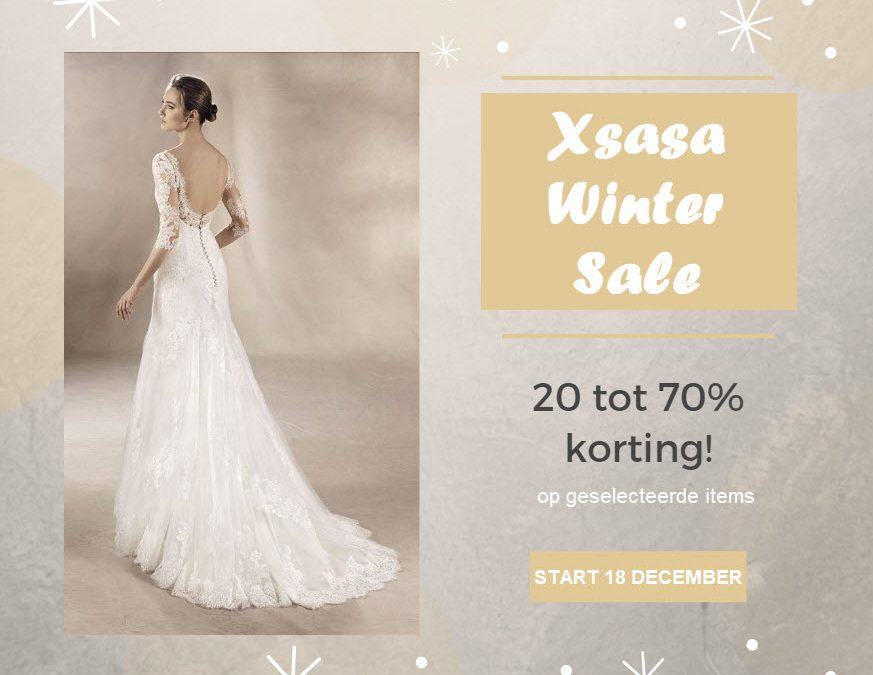Xsasa winter sale