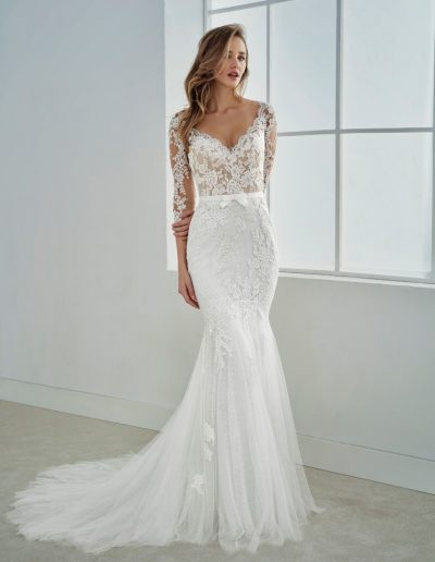 White-One-Fe-1-xsasa-bruidsmode
